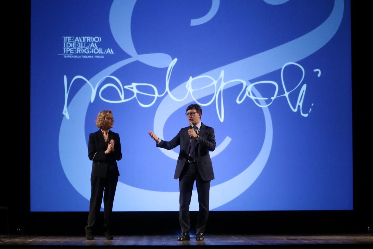 Teatro della Pergola serata in ricordi di Paolo Poli