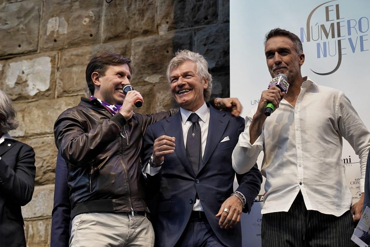 Festa 50 anni Batistuta