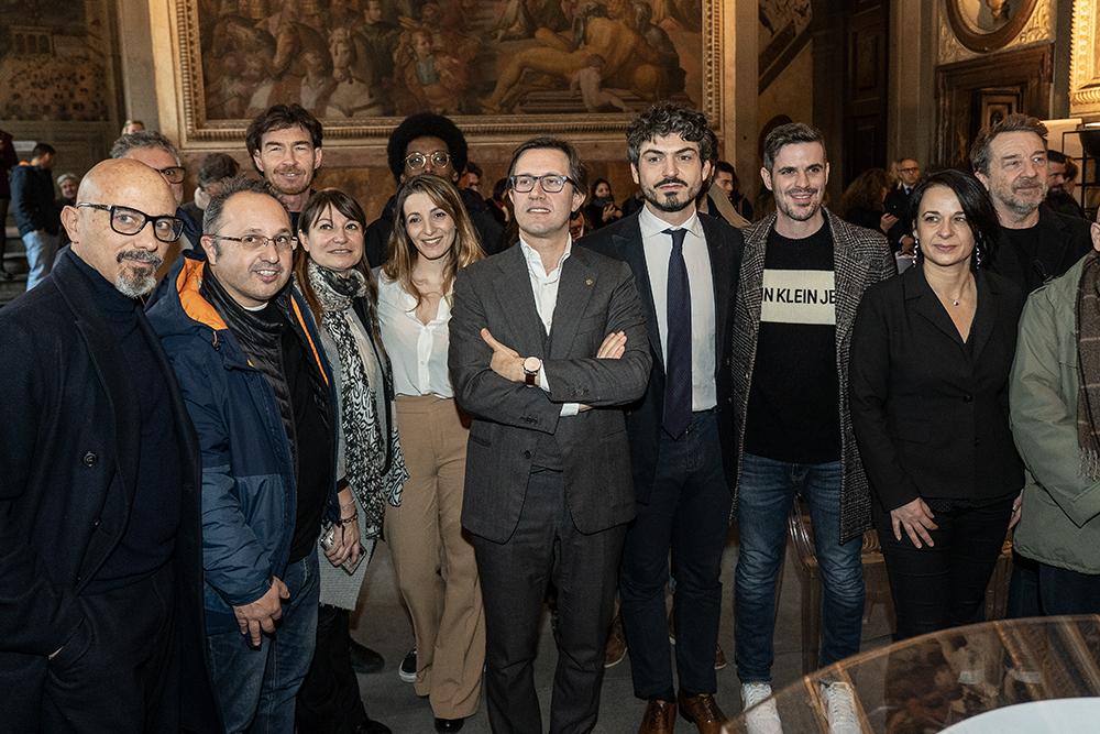 Conferenza stampa, Capodanno 2020, Palazzo Vecchio 17 dicembre 2019
