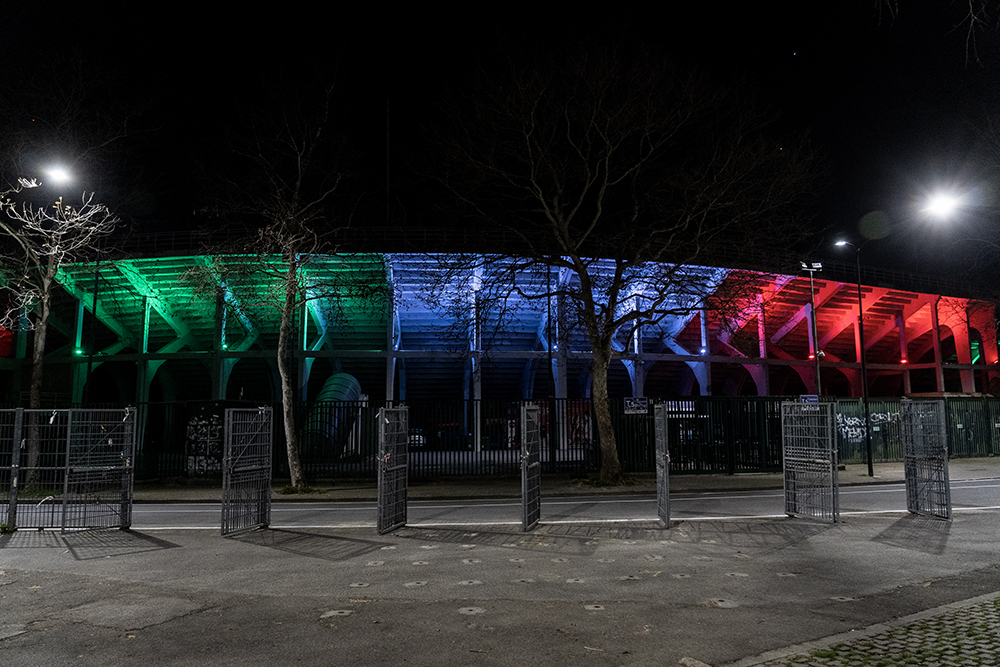 17 marzo 1861 Unità d'Italia, stadio Artemio Franchi, 17 marzo 2020
