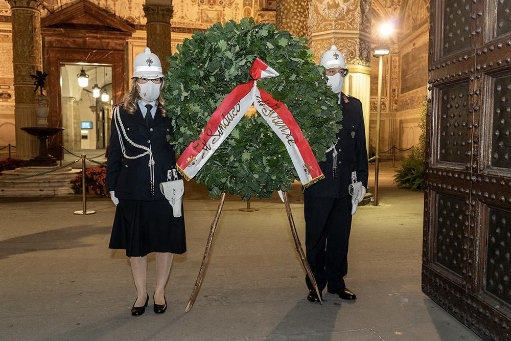 Commemorazione strage dei Georgofili, 27 maggio 2020