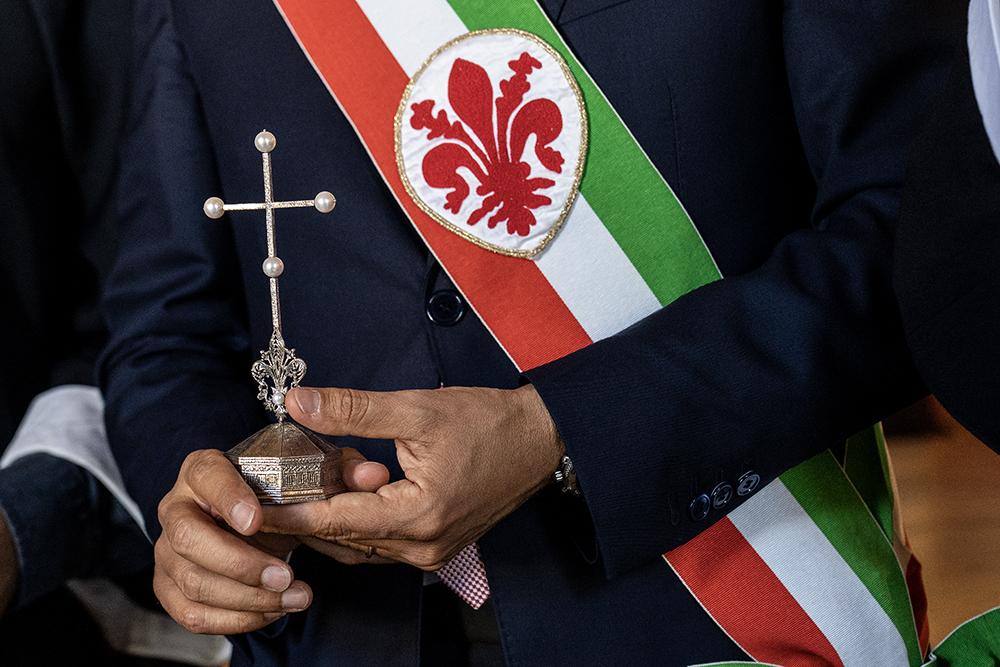 Consegna della Croce di San Giovanni, 24 giugno 2020