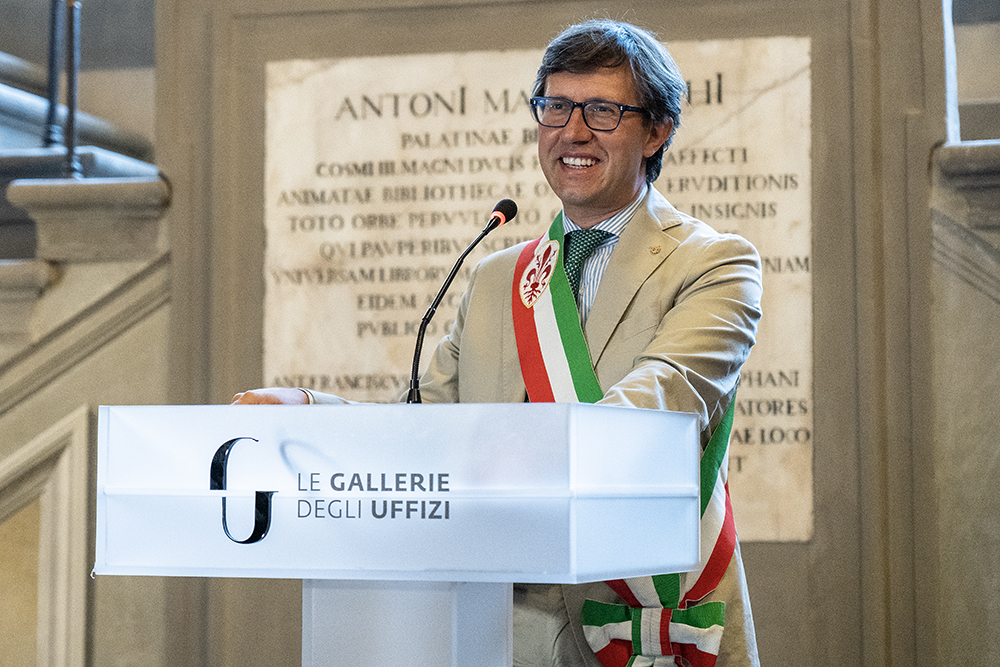 """Presentazione """" Dante, la visione dell'arte"""", 10 luglio 2020"""