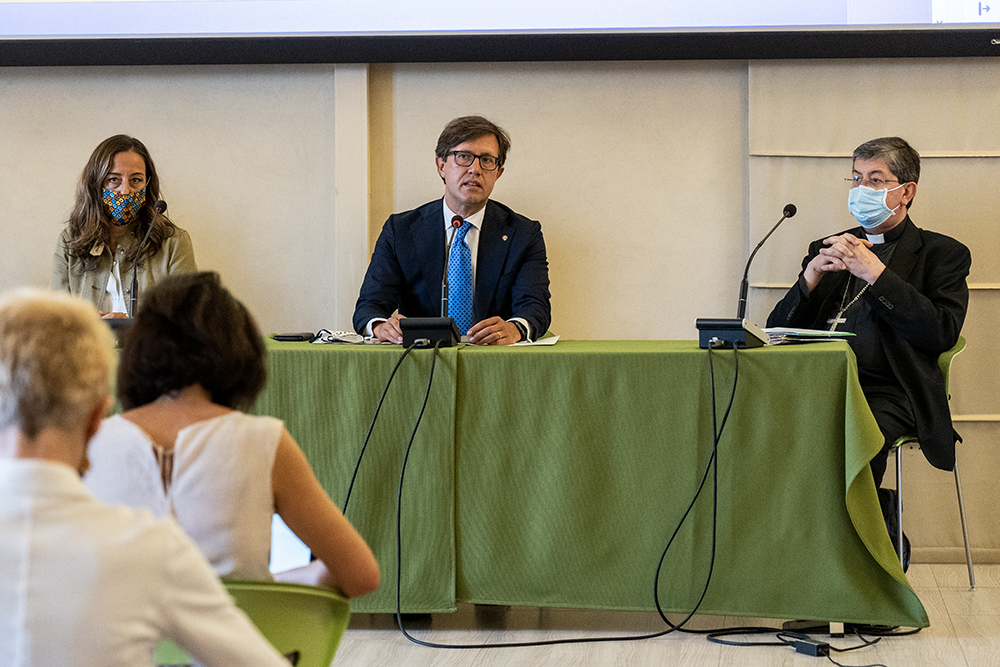 Conferenza stampa riapertura delle scuole, 31 agosto 2020