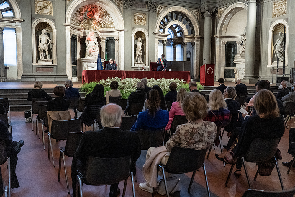 Teatro del Maggio Musicale, Palazzo Vecchio, 6 ottobre 2020