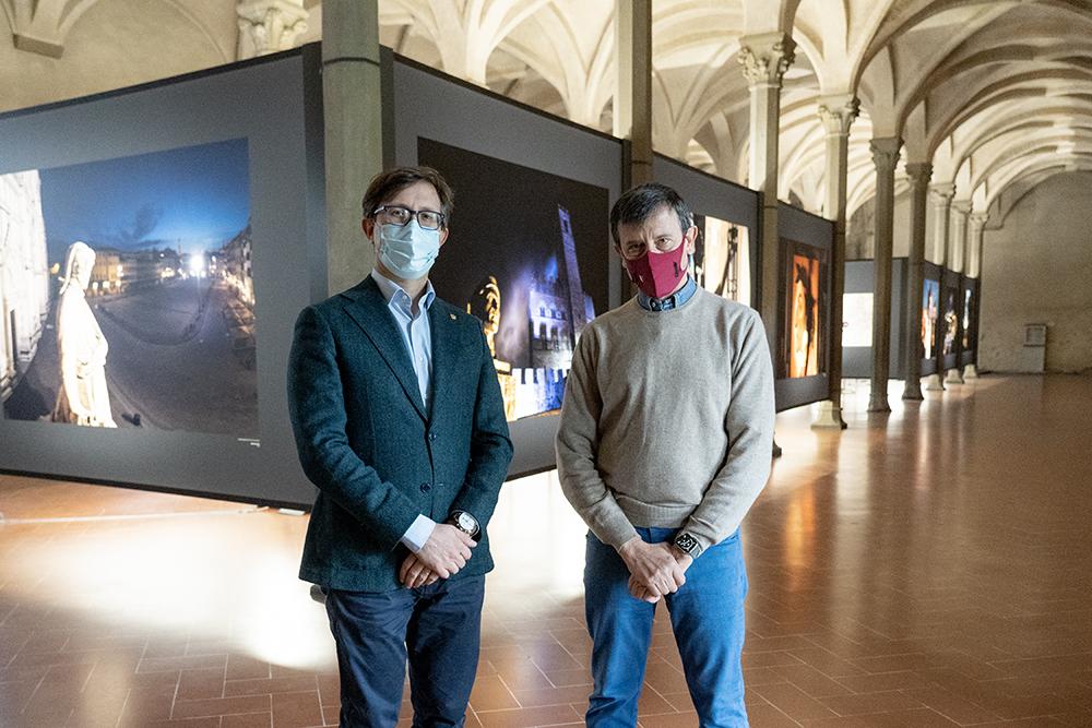 Mostra fotografica di Massimo Sestini, Santa Maria Novella 29 ottobre 2020