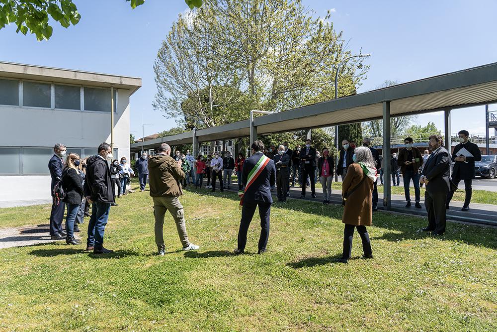 Ricordiamo gli operai del Nuovo Pignone, vittime nei campi di concentramento, 23 aprile 2021