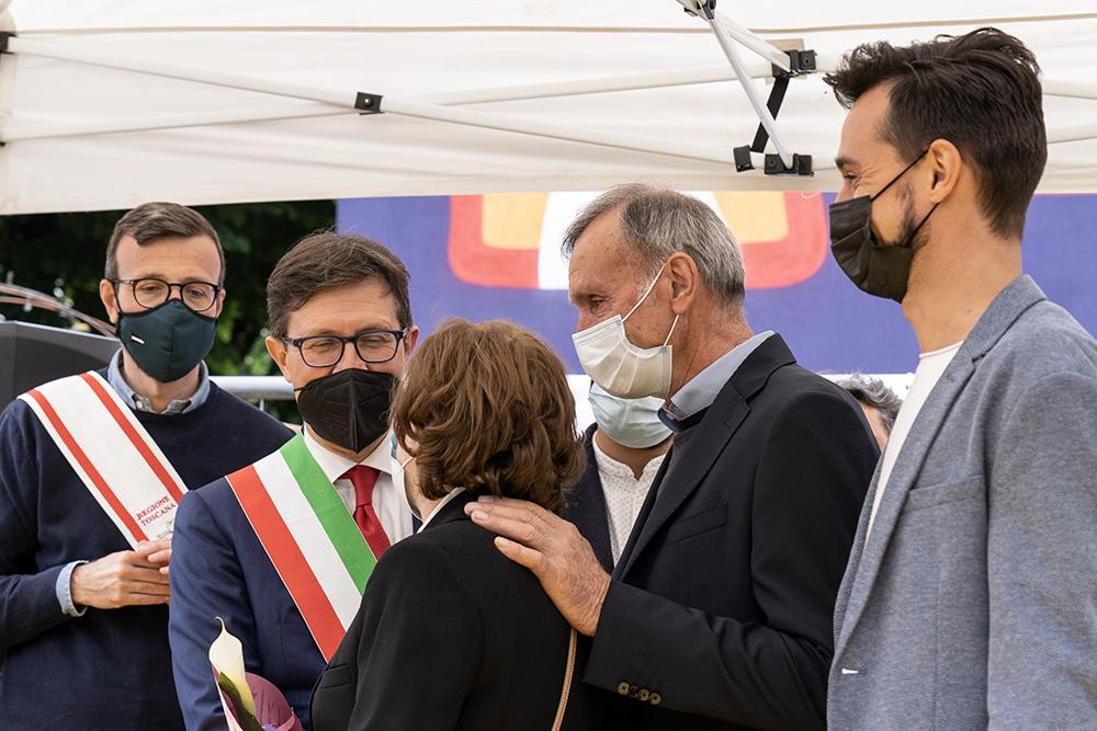 Inaugurato il murales di Davide Astori, 24 maggio 2021