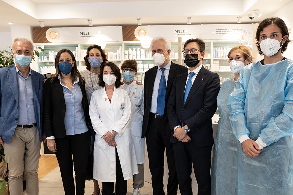 Al via le vaccinazioni nelle farmacie comunali, 9 giugno 2021
