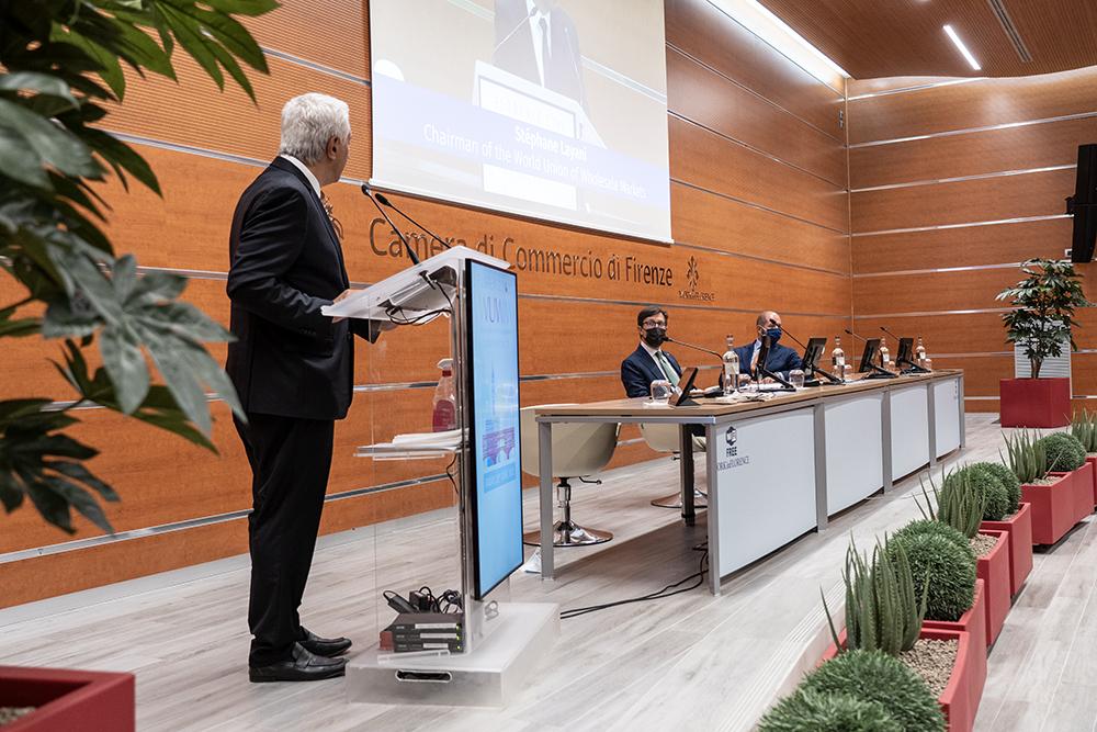 Congresso mondiale di tutti i mercati agroalimentari, 25 giugno 2021