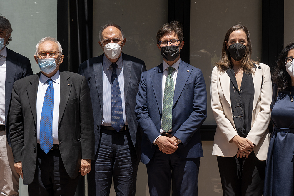 In visita a Firenze il Ministro Patrizio Bianchi, 25 Giugno 2021