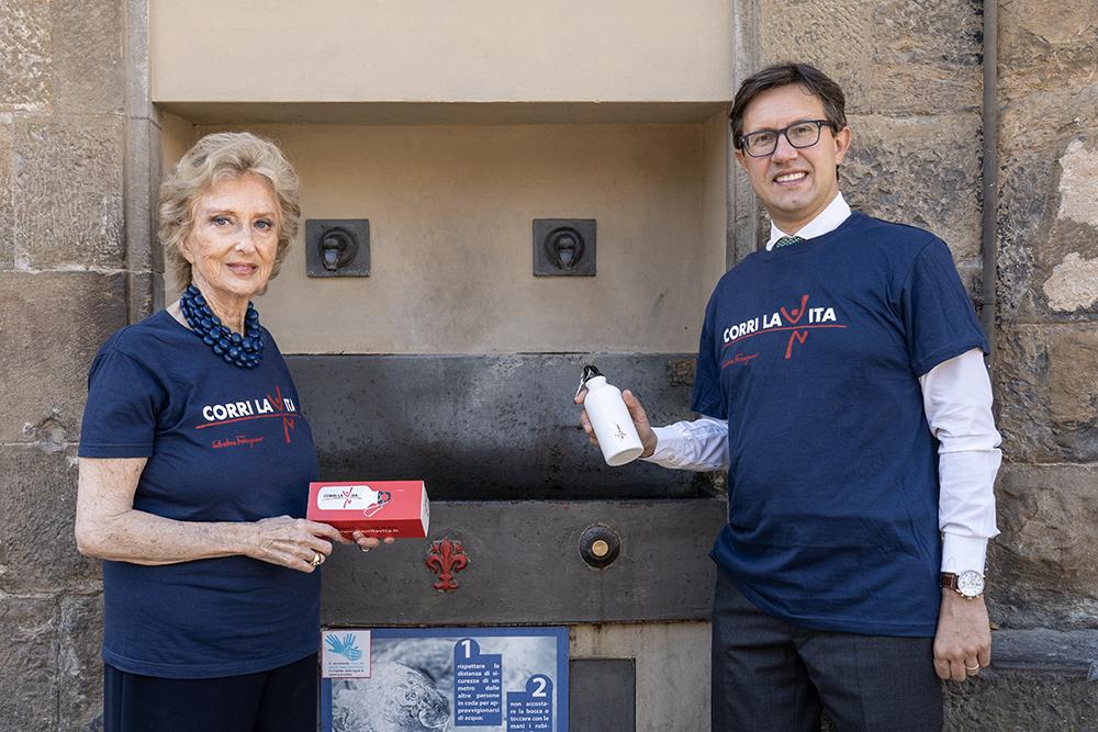 Corri la vita bike, il nuovo appuntamento ideato dalla Onlus fiorentina, nel nome di Gino Bartali, per sostenere i progetti legati alle donne colpite da tumore al seno, 26 giugno 2021