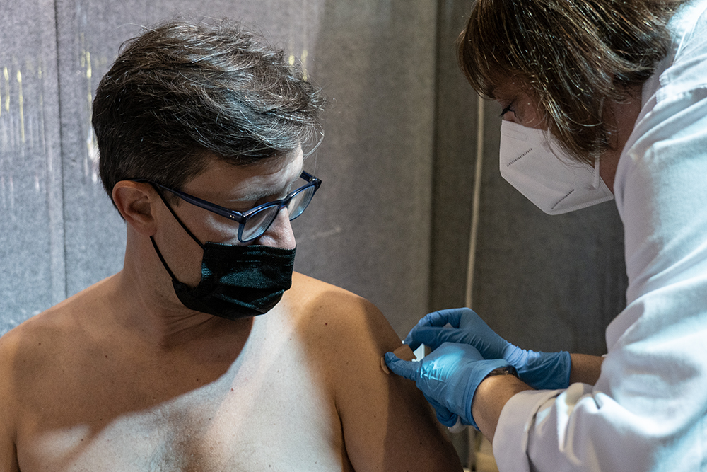 Seconda dose vaccino, 21 luglio 2021