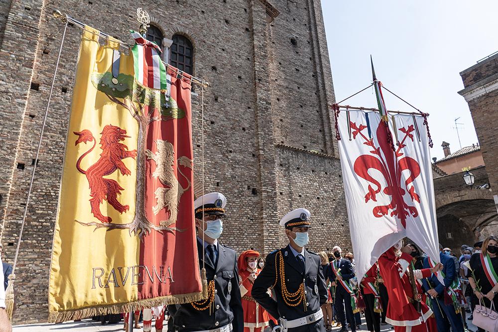 700 anni dalla morte di Dante, Ravenna 12 settembre 2021